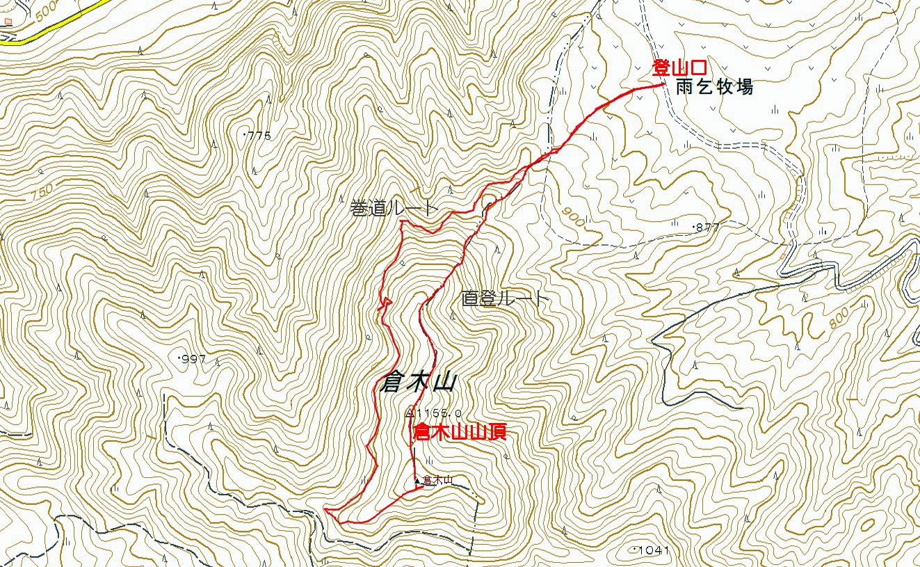 倉木山のコピー